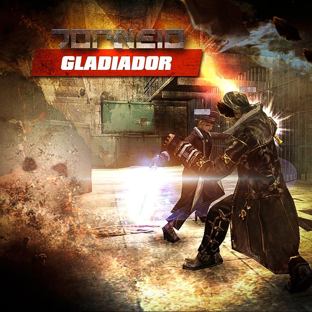 Torneio de Gladiador 17/05/2020